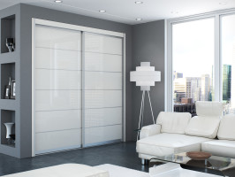 LA Home Sliding Closet Door